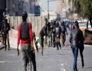 احتجاجات بغداد