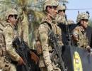 عناصر من فرقة التدخل السريع في العراق