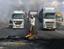 الاحتجاجات مستمرة في العراق