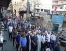 يواصل اللاجئون الفلسطينيون في لبنان مظاهراتهم ضد قرار وزارة العمل