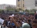 شاهد بالفيديو: مظاهرات حاشدة بجامعة الأزهر في مصر