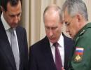 بوتن يأمر بانسحاب القوات الروسية من سوريا