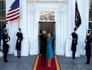 بايدن من البيت الأبيض