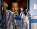 الطواقم الطبية في سوريا - أرشيف