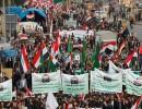 من احتجاجات العراق - بغداد