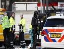 بالفيديو : هجوم في أوتريخت في هولندا