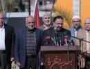 شاهد .. بلديات قطاع غزة تعلن حالة الطوارئ