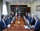 اجتماع الرئاسة اللبنانية