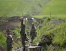 عسكريون أرمن في إقليم ناغورني قره باغ