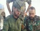 أجرى سهيل الحسن جولة على مواقع قوات النظام السوري