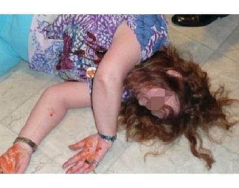 ذبح زوجته المصرية في المطبخ وسلم نفسه واعترف : جثتها موجودة في البيت