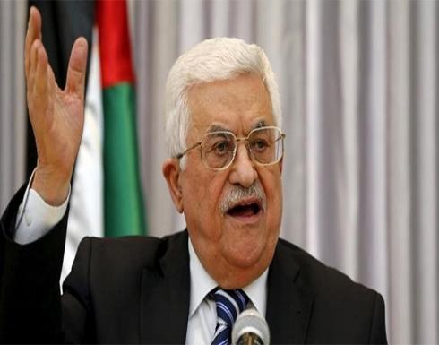عباس: لن نسمح لأحد بأن يتكلم باسم قضيتنا