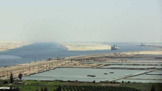 """انتظام الملاحة في قناة السويس بالتزامن مع """"عملية سيناء"""""""