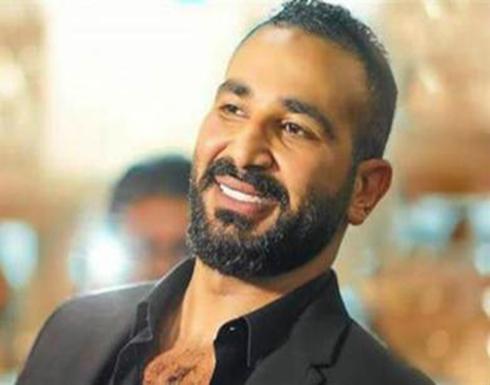 """أحمد سعد يروج لأغنية """"بناقص"""" بهذا الفيديو"""
