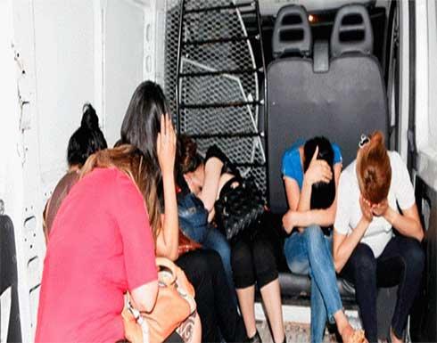توقيف 18 شخصا يشتبه في اوكار للدعارة في مدينة فاس بالمغرب