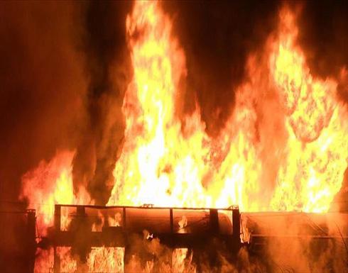 تنظيم الدولة تحرق منازل قرية بالكامل شرقي أفغانستان