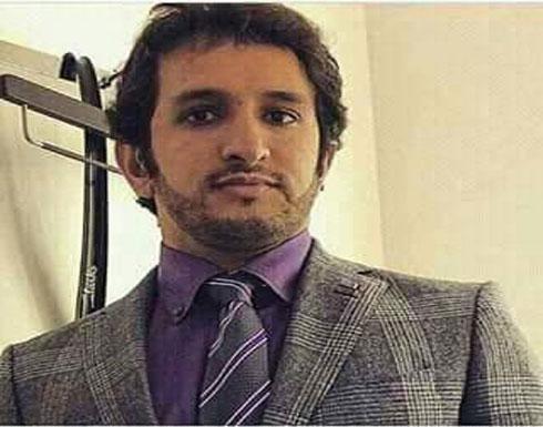 """نجل علي عبدالله صالح يطالب اليمنيين بـ""""الثأر"""" لوالده ( صور )"""