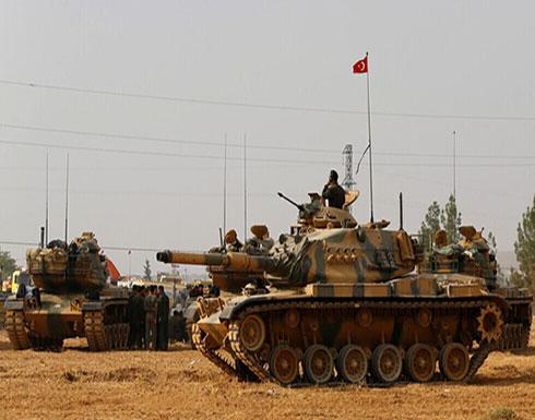 """تركيا تنفي اتهامها بعرقلة خروج مقاتلي """"قسد"""" من رأس العين"""