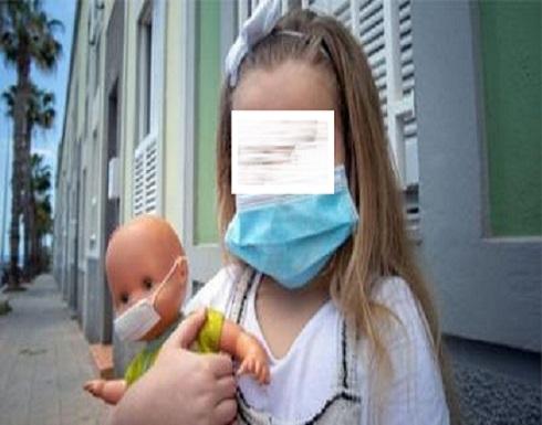 اربد : إصابة طفلة بكورونا