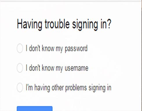 لا تقلق عند نسيان بيانات حساب غوغل.. هذا ما عليك فعله بالخطوات!