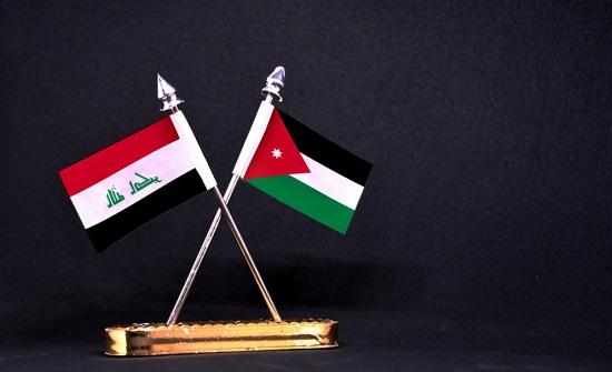 استمرار حركة الشحن بنظام المناولة بين الأردن والعراق
