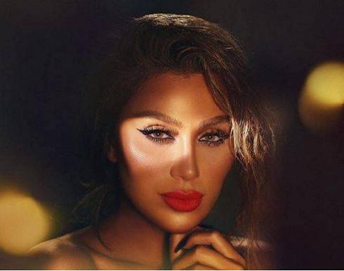 بالفيديو - مايا دياب تتعرض لمقلب في الاستديو وتتحدث عن إدمان التجميل