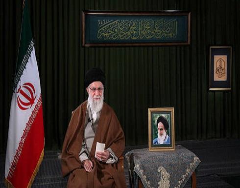 """خامنئي يوجه رسالة إلى قائد الجيش الإيراني إثر حادث بارجة """"كونارك"""""""