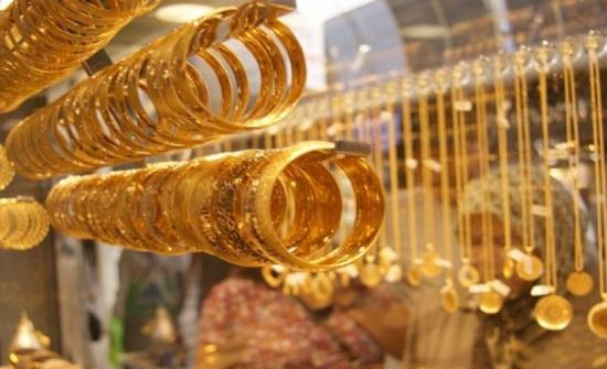 الذهب المباع في الأردن مطابق للعيارات القانونية