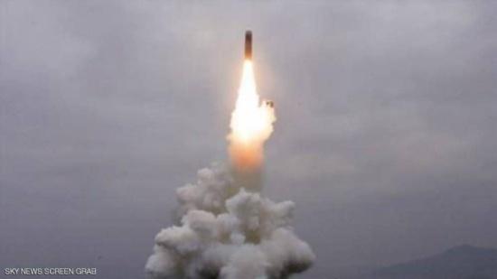أول واقعة معلنة.. بيونغيانغ أطلقت صاروخين وبايدن يعلق