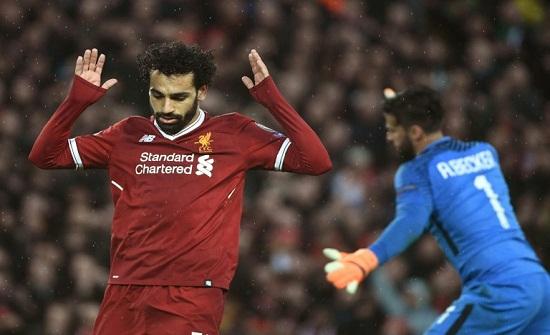 مدرب ليفربول يكشف سرا: هذا ما يفعله محمد صلاح قبل المباراة