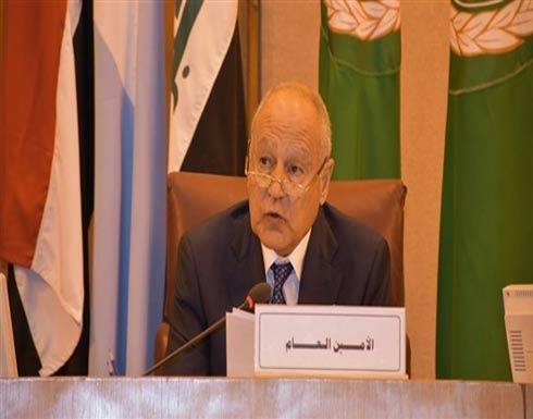أبو الغيط يطلب من رئيس غواتيمالا التراجع عن قرار نقل سفارة بلاده إلى القدس المحتلة