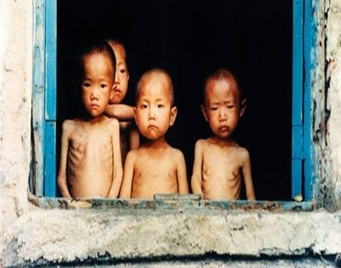 60 ألف طفل يواجهون المجاعة في كوريا الشمالية