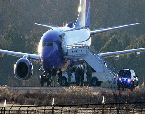 اصطدام طائرتين داخل مطار في أمريكا