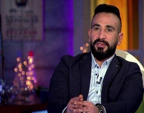 أحمد سعد يرد على اتهامات سمية الخشاب له : مطلقها غيابي من سنتين
