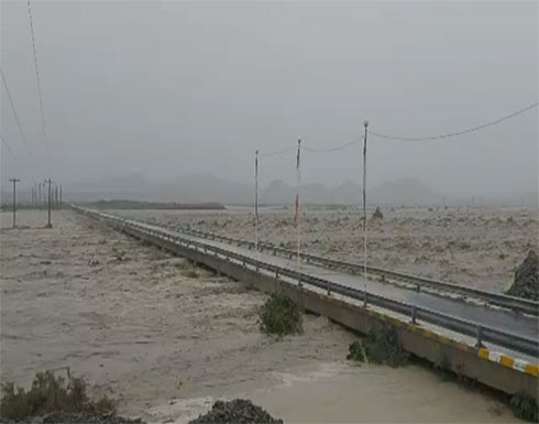 بالفيديو : فيضانات غير مسبوقة في جنوب شرقي إيران