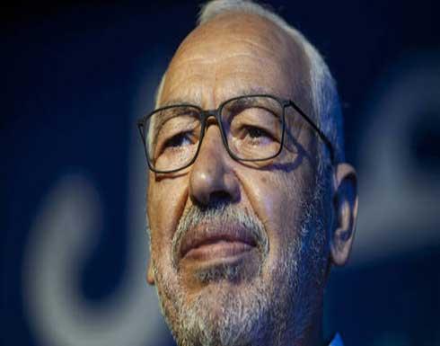 """الغنوشي: نعمل على تشكيل """"جبهة وطنية"""" للتصدي لقرارات الرئيس التونسي"""