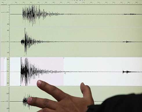زلزال بقوة 5 درجات يضرب شمال غربي إيران