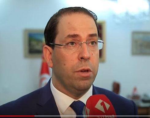 """فيديو : تونس.. الشاهد يتعهد بـ""""الثأر"""" من الإرهابيين عقب هجوم جندوبة"""