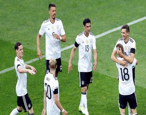 كأس القارات: ألمانيا تنجو من مطب أستراليا