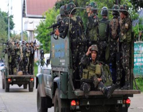 300 قتيل حصيلة معارك الجيش الفلبينى ضد الإرهابيين جنوب البلاد