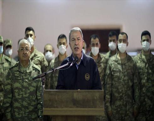 أكار: نقف إلى جانب الحكومة الليبية المعترف بها أمميًا