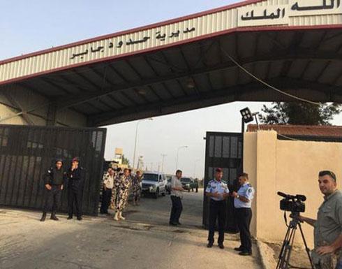 138 ألف مسافر عبروا الحدود الاردنية السورية منذ افتتاحها