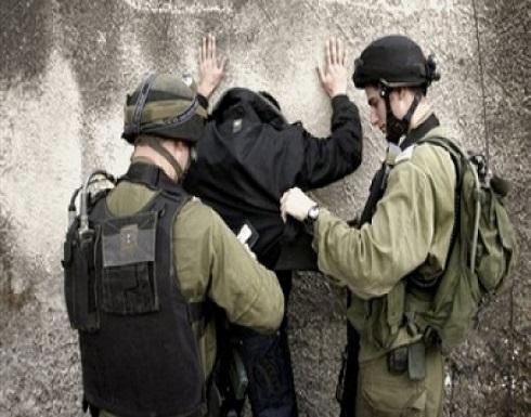 الاحتلال يعتقل 19 فلسطينيا من الضفة