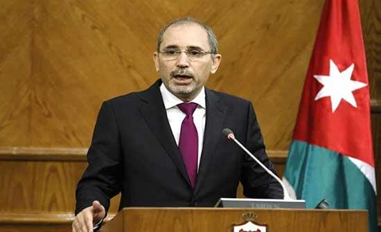 الصفدي: الأردن يقف مع العراق بكل امكانياته كما أكد الملك بقوله وحضوره إلى بغداد اليوم