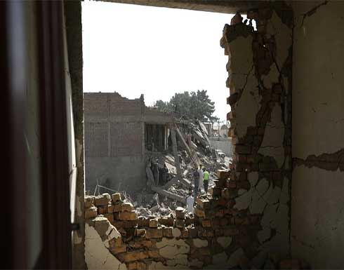 عشرات القتلى جراء انفجار داخل مسجد شمال أفغانستان .. بالفيديو