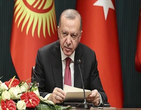 """أردوغان: سنتكاتف وقرغيزيا للتغلب على خطر """"غولن"""" الإرهابي"""