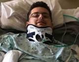 عريس يتعرض لحادث خطير قبل ايام من حفل زفافه... ماذا حل به؟
