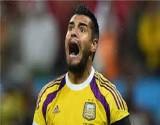 الإصابة تبعد روميرو عن كأس العالم