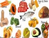 """نقص """"فيتامين أ"""" في الجسم يعمل على  اضرار صحية تصيب البشرة"""