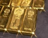 أسعار الذهب دون ذروة 10 أشهر